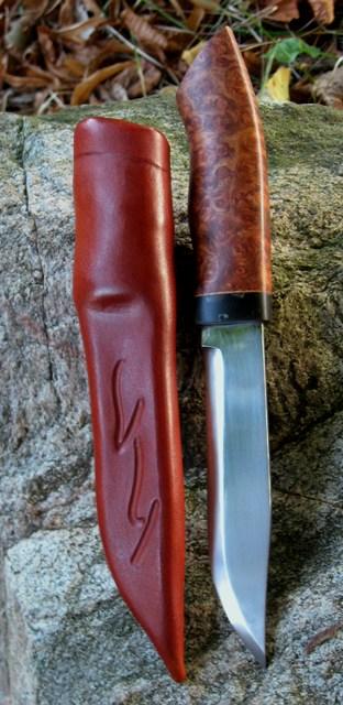 Brusletto campkniv