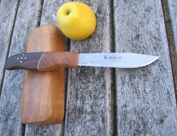 Brevkniv med Brusletto Hunter klinge